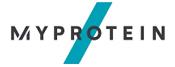 MyProtein Online Shop für Nahrungsergänzung Logo