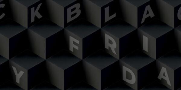 Black Friday Schnäppchen Hintergrund