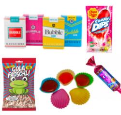 Doppelter Cashback auf Süssigkeiten von Sweets