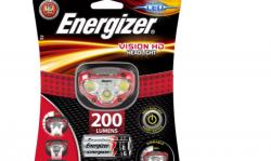 Stirnlampe von Energizer