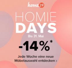 Homie Day: 14% de réduction
