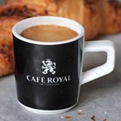 20% Rabatt bei Café Royal